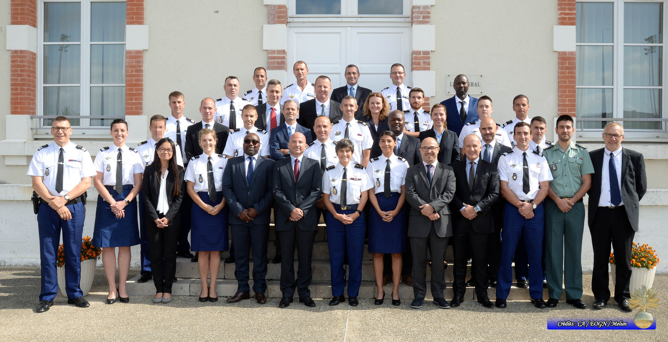 School-Year-French-Gendarmerie-Officers-Academy-security-management